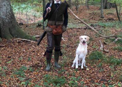 Jagtnetværk